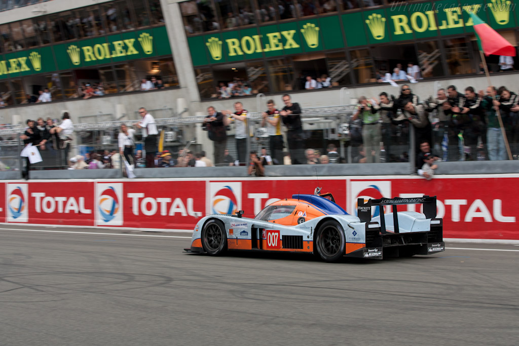 Lola Aston - Chassis: B0960-HU02S   - 2010 24 Hours of Le Mans
