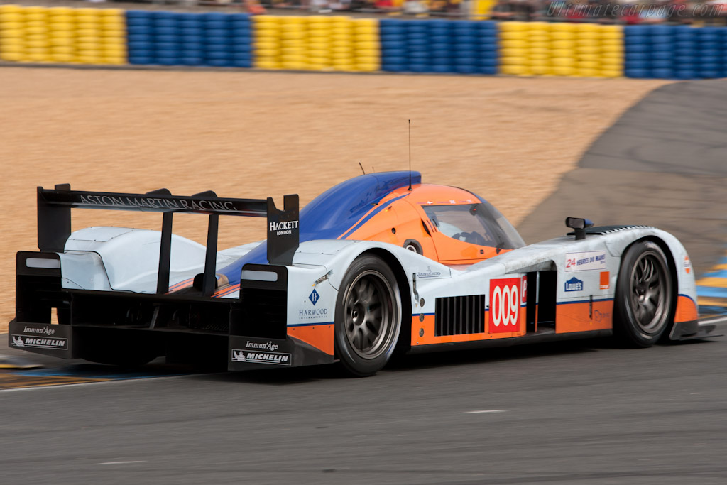 Lola Aston - Chassis: B0960-HU03S   - 2010 24 Hours of Le Mans
