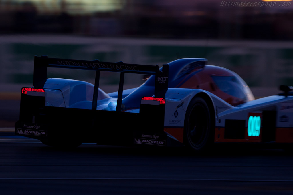 Lola-Aston B09/60 - Chassis: B0960-HU03S   - 2010 24 Hours of Le Mans
