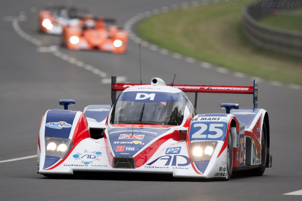 Lola B08/80 HPD - Chassis: B0880-HU03   - 2010 24 Hours of Le Mans