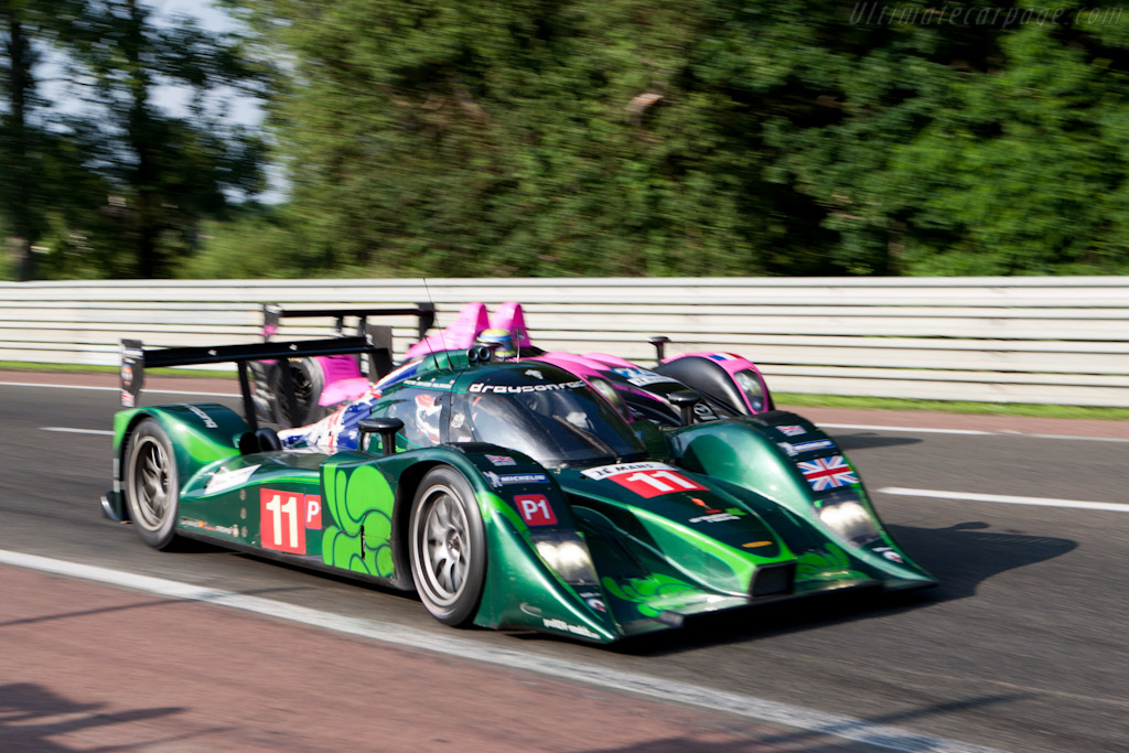 Lola B10/60 Judd - Chassis: B0960-HU03   - 2010 24 Hours of Le Mans