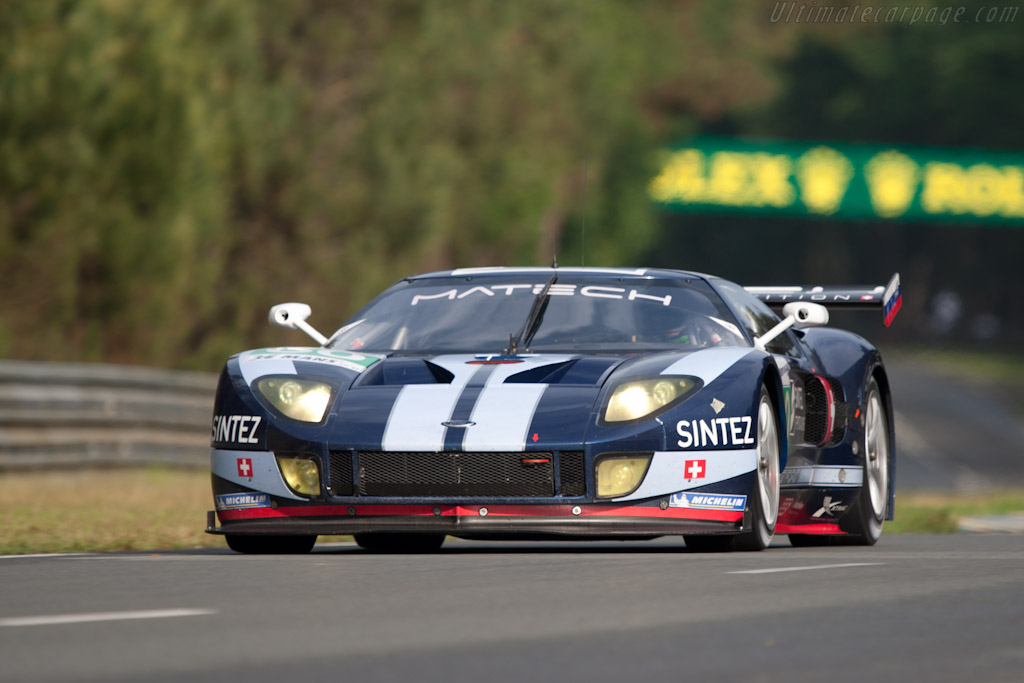Matech Ford GT1 - Chassis: MR10FORDGT1SN001   - 2010 24 Hours of Le Mans