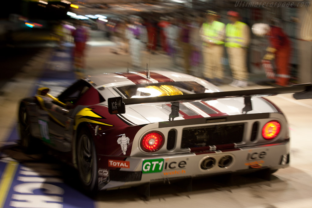 Matech Ford GT1 - Chassis: MR10FORDGT1SN004   - 2010 24 Hours of Le Mans
