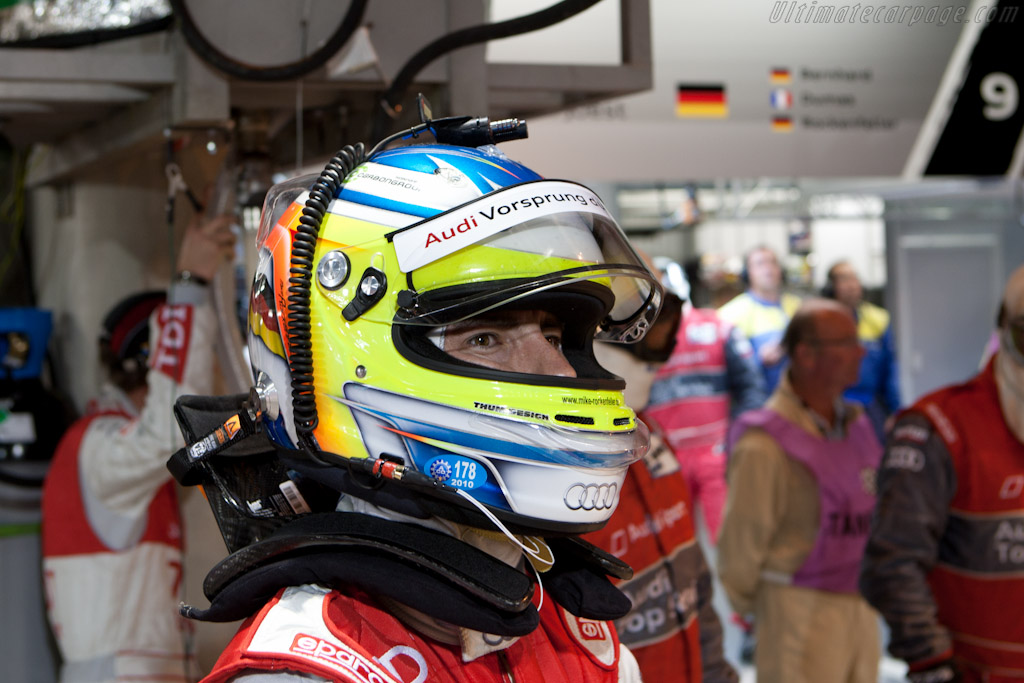 Mike Rockenfeller - Chassis: 204  - 2010 24 Hours of Le Mans