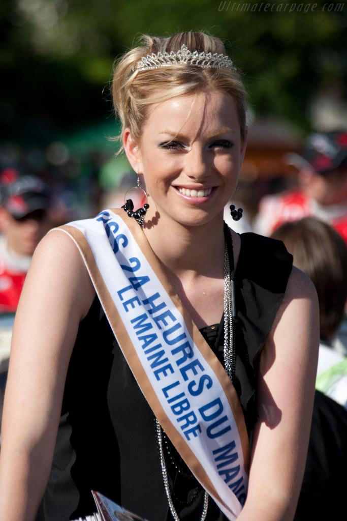 Miss Le Mans    - 2010 24 Hours of Le Mans
