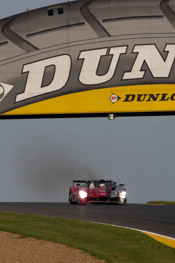 No visible smoke - Chassis: 204   - 2010 24 Hours of Le Mans