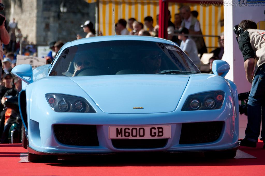 Noble M600    - 2010 24 Hours of Le Mans