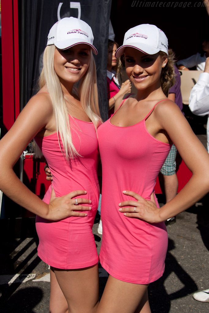 OAK Ladies    - 2010 24 Hours of Le Mans