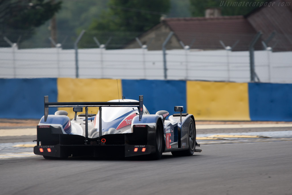Peugeot 908 HDI Fap - Chassis: 908-09   - 2010 24 Hours of Le Mans