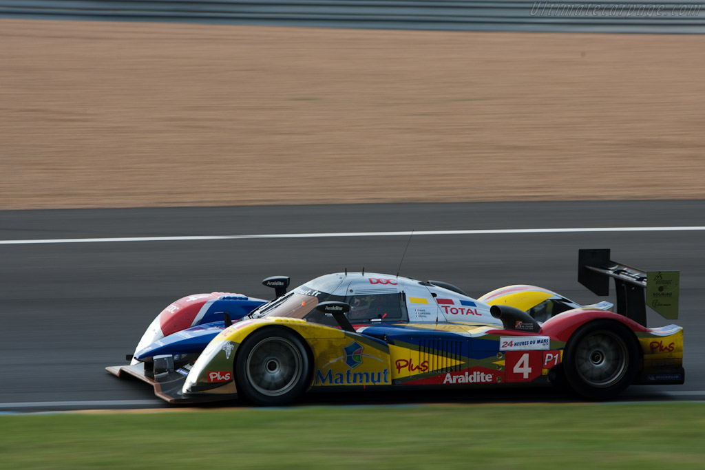 Peugeot 908 HDI Fap - Chassis: 908-04   - 2010 24 Hours of Le Mans