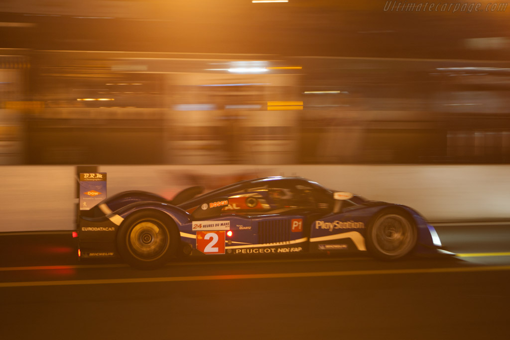 Peugeot 908 HDI Fap - Chassis: 908-07  - 2010 24 Hours of Le Mans