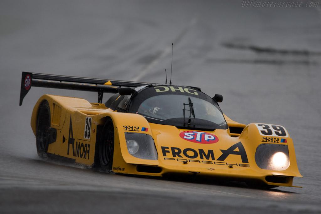 Porsche 962C - Chassis: 962-171   - 2010 24 Hours of Le Mans