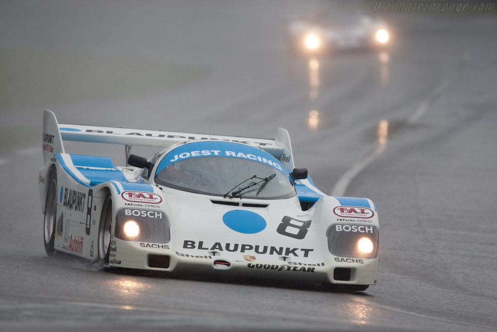 Porsche 962C - Chassis: 962-116   - 2010 24 Hours of Le Mans