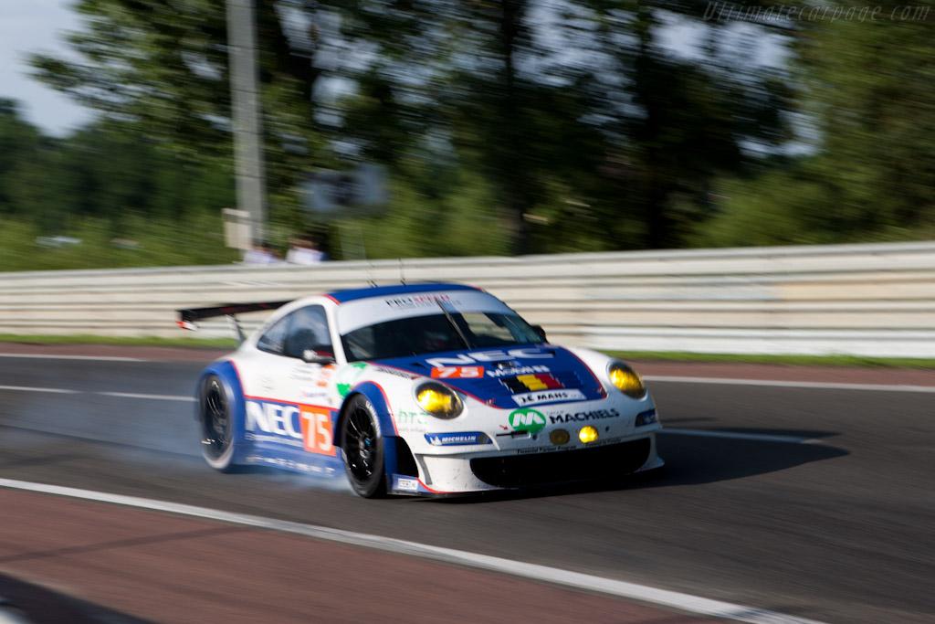 Porsche 997 GT3 RSR - Chassis: WP0ZZZ99Z8S799928   - 2010 24 Hours of Le Mans