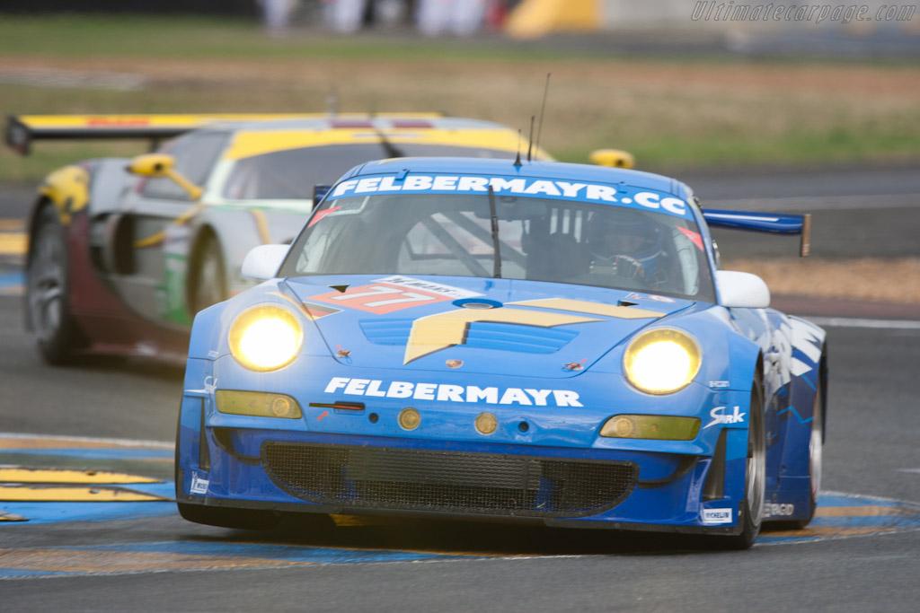 Porsche 997 GT3 RSR - Chassis: WP0ZZZ99Z9S799912   - 2010 24 Hours of Le Mans