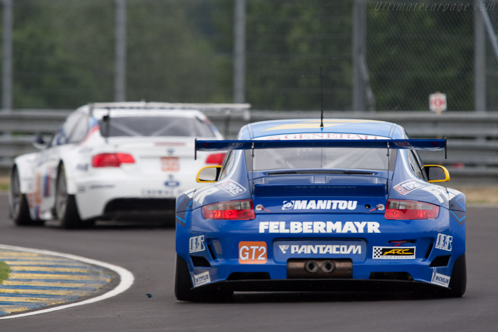 Porsche 997 GT3 RSR - Chassis: WP0ZZZ99Z9S799918   - 2010 24 Hours of Le Mans