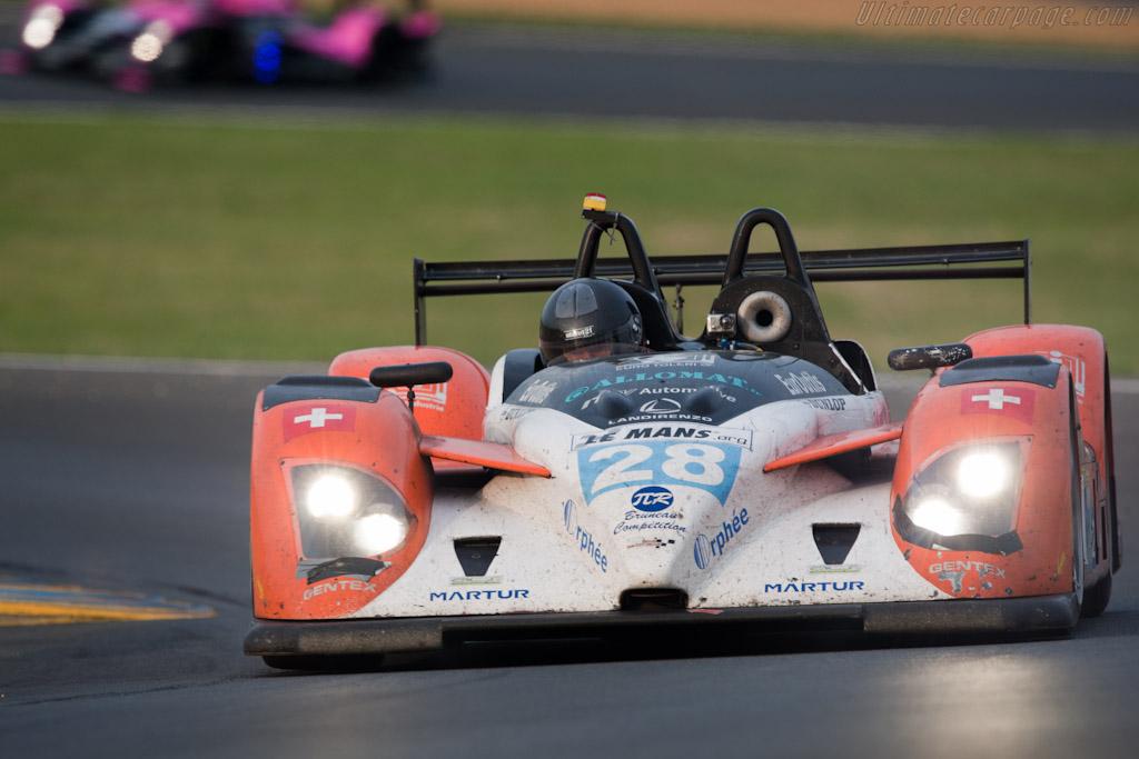 Radical SR9 Judd - Chassis: SR9005  - 2010 24 Hours of Le Mans