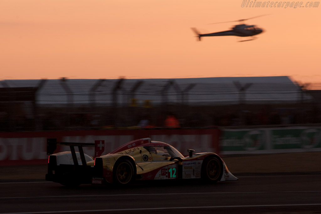 Rebellion Lola - Chassis: B1060-HU01   - 2010 24 Hours of Le Mans