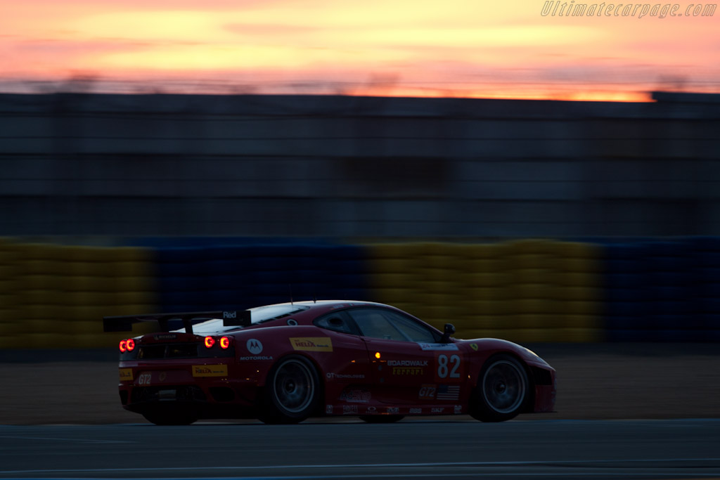 Risi Ferrari - Chassis: 2656  - 2010 24 Hours of Le Mans