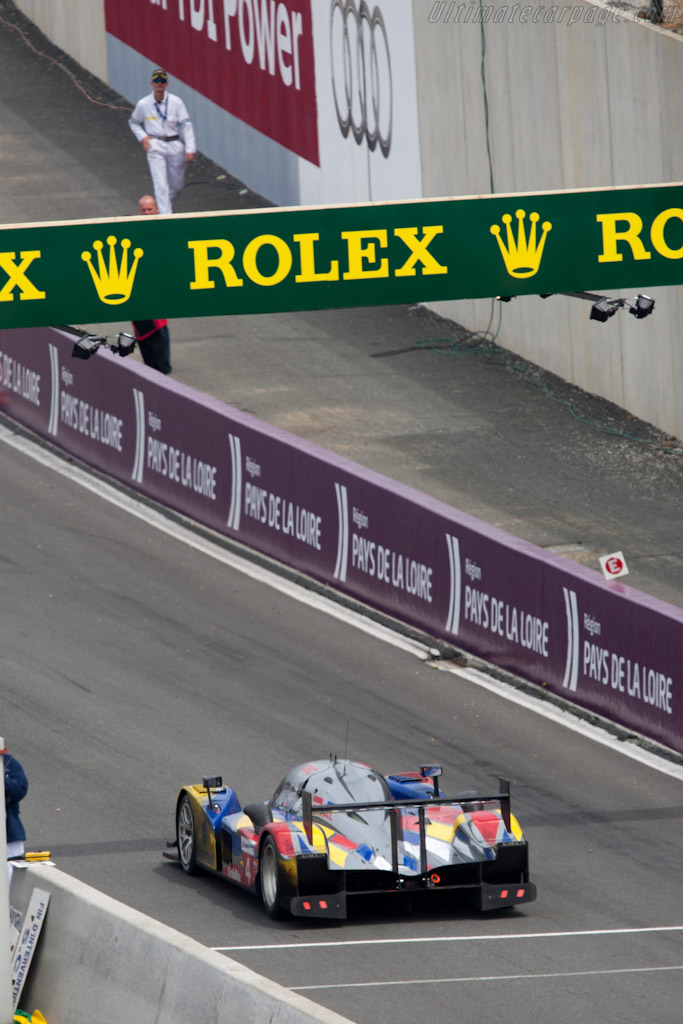 Rolex Arch - Chassis: 908-04   - 2010 24 Hours of Le Mans
