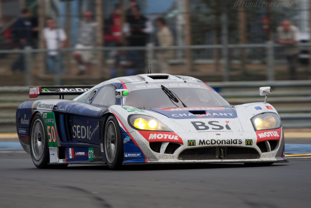 Saleen S7-R - Chassis: 082R   - 2010 24 Hours of Le Mans