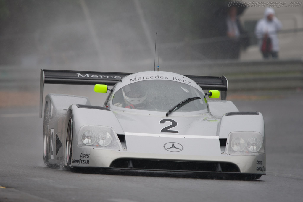 Sauber-Mercedes C11 - Chassis: 89.C11.00  - 2010 24 Hours of Le Mans