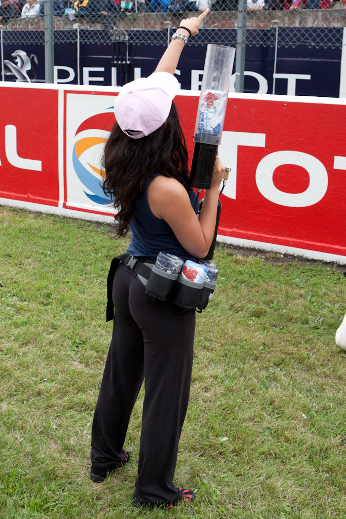 Shirt Shooter    - 2010 24 Hours of Le Mans