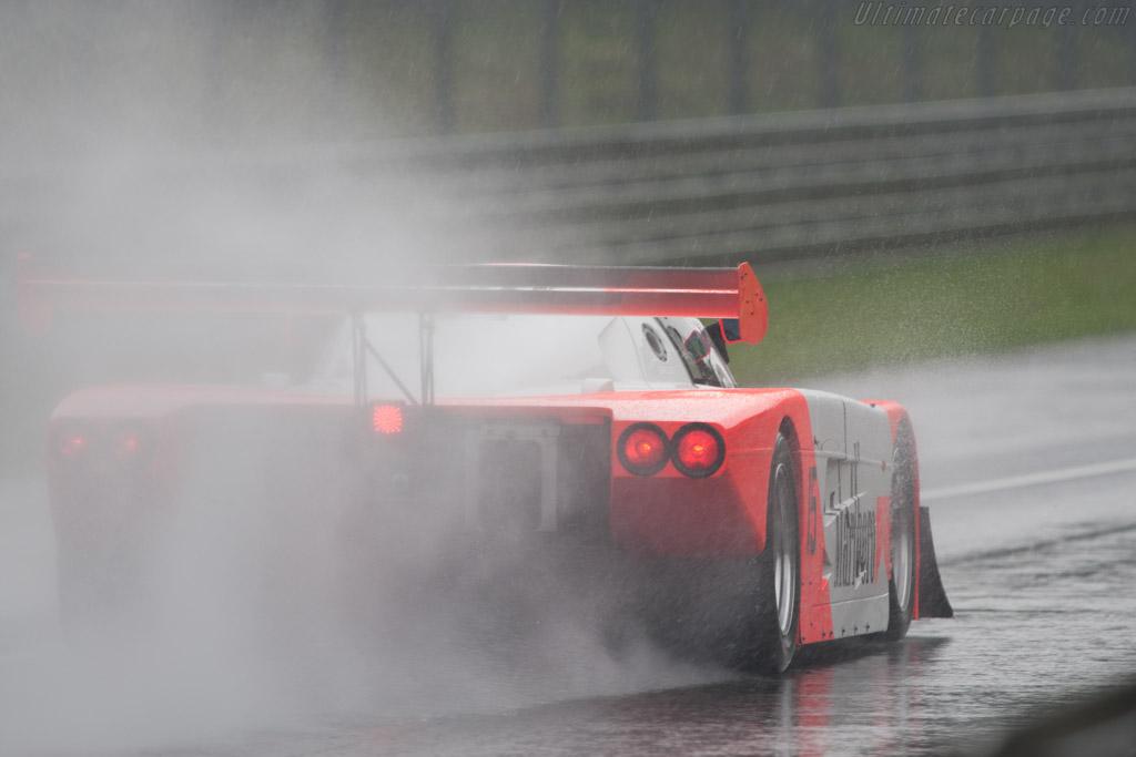 Spice SE88C    - 2010 24 Hours of Le Mans