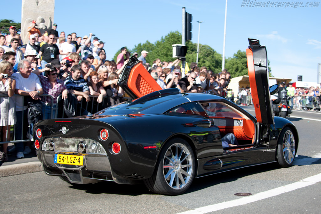 Spyker C8 Aileron    - 2010 24 Hours of Le Mans