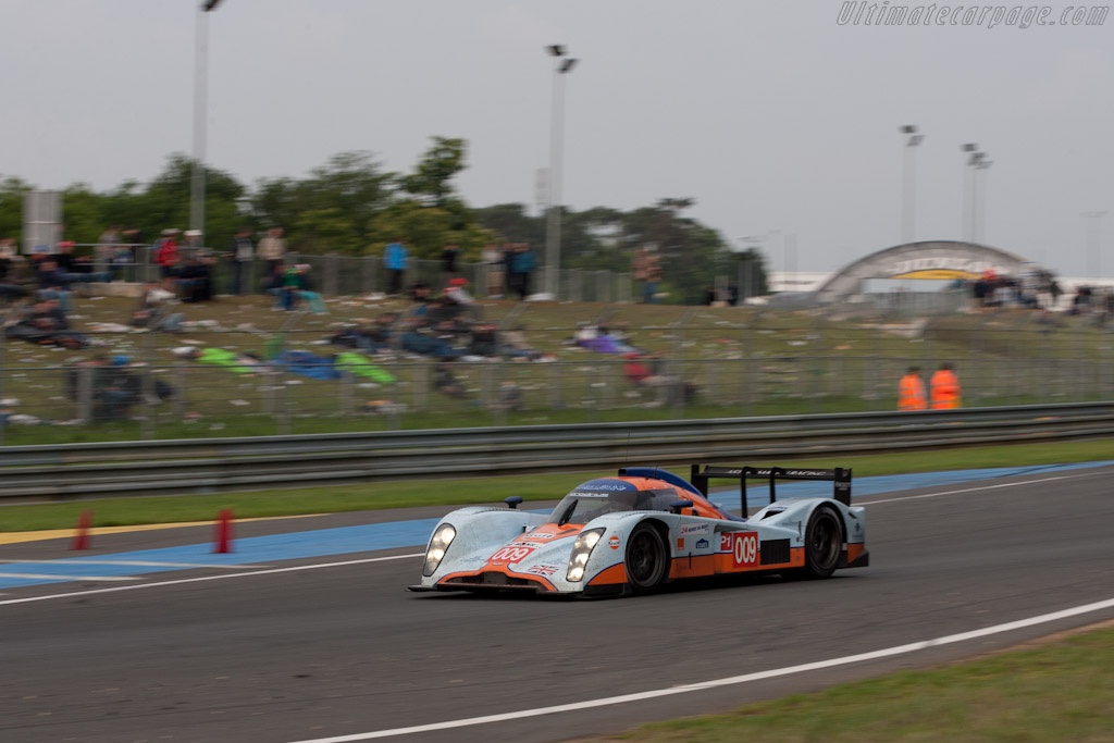 Tertre Rouge - Chassis: B0960-HU03S   - 2010 24 Hours of Le Mans