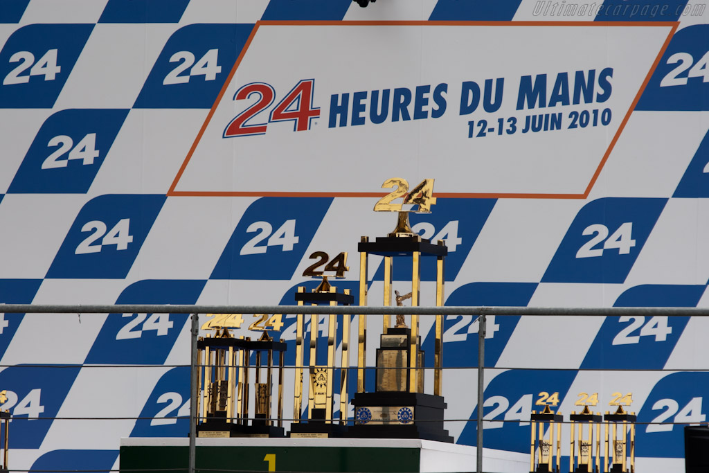 The Trophy    - 2010 24 Hours of Le Mans