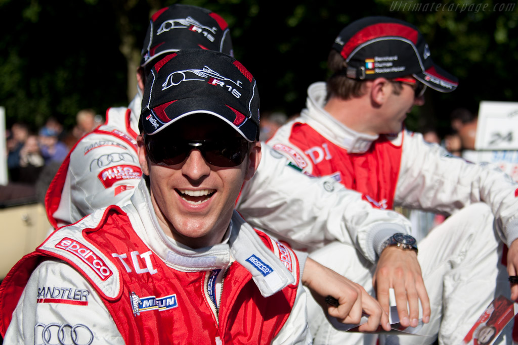 Timo Bernhard    - 2010 24 Hours of Le Mans