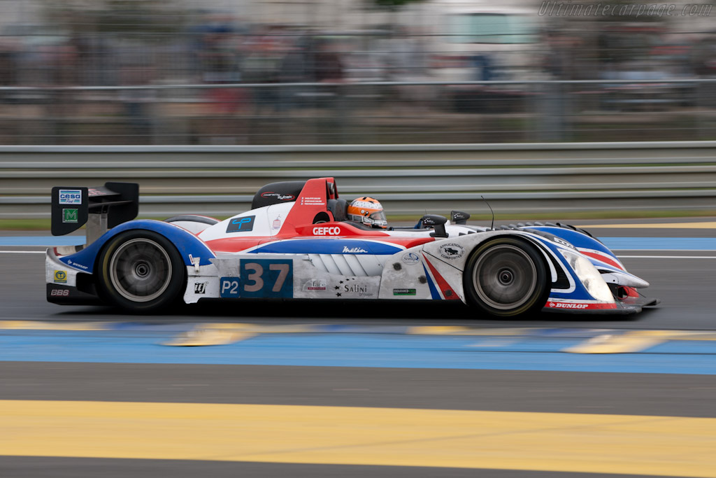 WR LMP 2008 - Chassis: 2008-001   - 2010 24 Hours of Le Mans