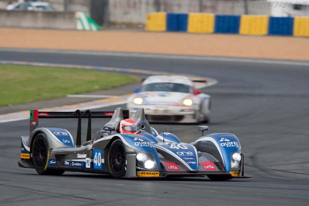 Zytek 07S - Chassis: 09S-05  - 2010 24 Hours of Le Mans