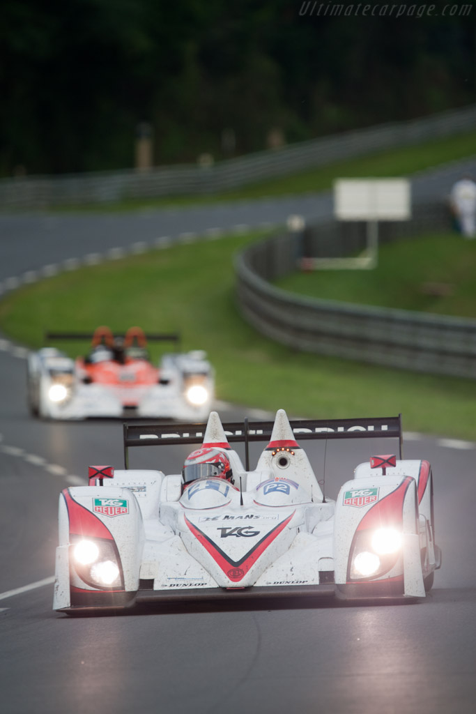 Zytek 07S - Chassis: 07S-03   - 2010 24 Hours of Le Mans