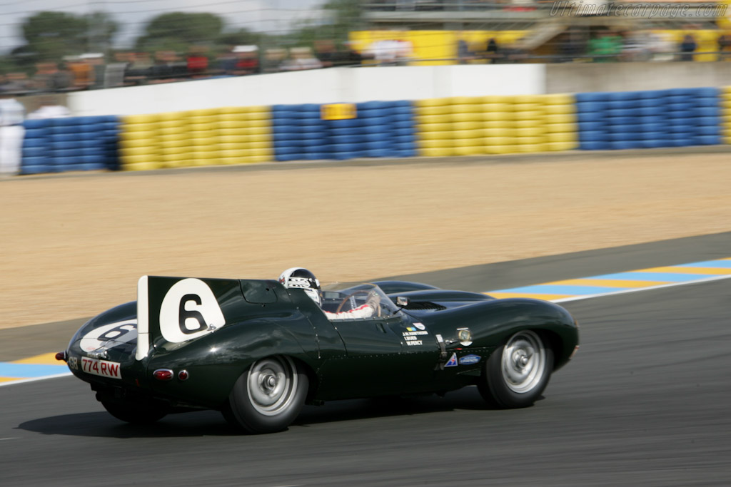 1955 Le Mans winning D-Type - Chassis: XKD 505   - 2011 24 Hours of Le Mans