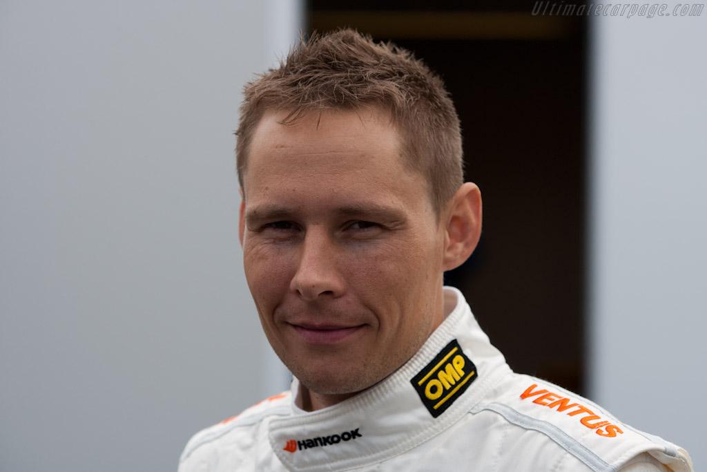 Allan Simonsen    - 2011 24 Hours of Le Mans