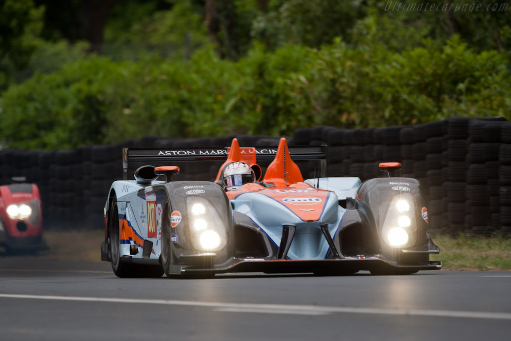 Aston Martin AMR-One - Chassis: 1   - 2011 24 Hours of Le Mans