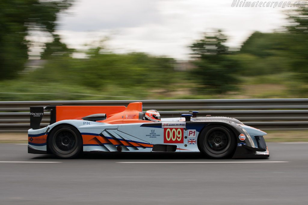 Aston Martin AMR-One - Chassis: 2  - 2011 24 Hours of Le Mans