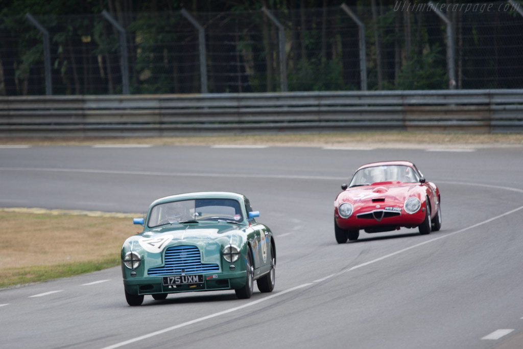 Aston Martin DB2    - 2011 24 Hours of Le Mans