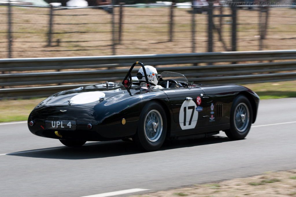 Aston Martin DB3 - Chassis: DB3/5   - 2011 24 Hours of Le Mans