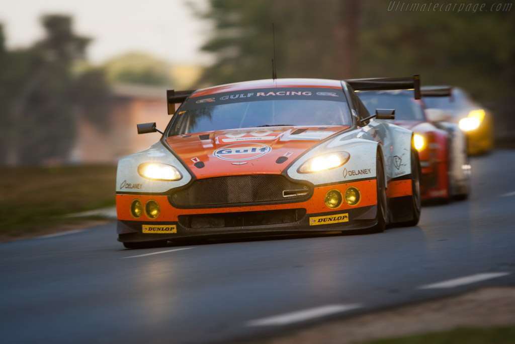 Aston Martin V8 Vantage GT2 - Chassis: GT2/009   - 2011 24 Hours of Le Mans