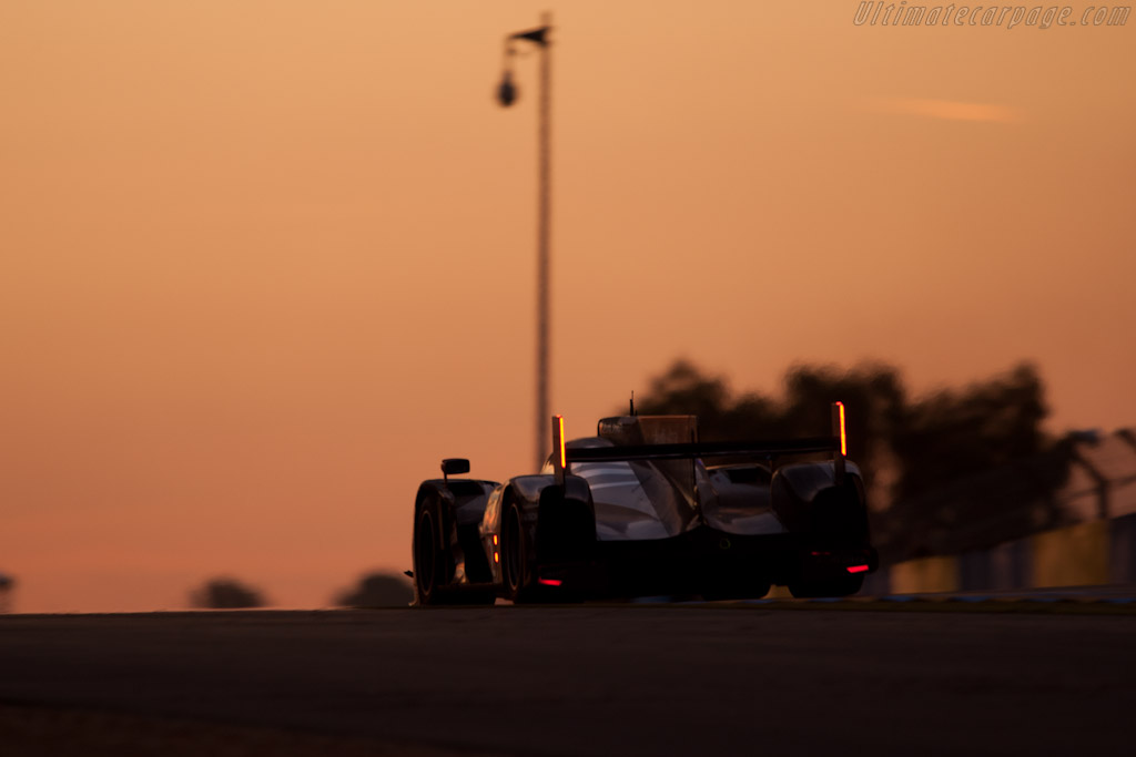 Audi R18 - Chassis: 106   - 2011 24 Hours of Le Mans