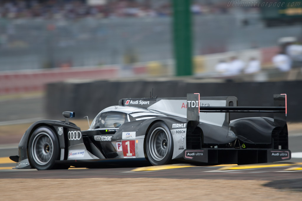 Audi R18 - Chassis: 104   - 2011 24 Hours of Le Mans