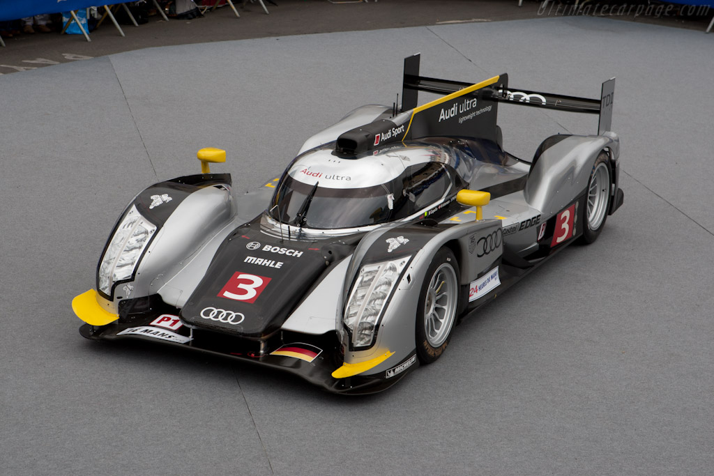 Audi R18 - Chassis: 105   - 2011 24 Hours of Le Mans