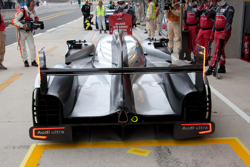 Audi R18 TDI - Chassis: 106   - 2011 24 Hours of Le Mans