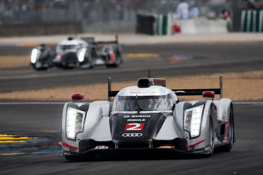 Audis - Chassis: 106   - 2011 24 Hours of Le Mans