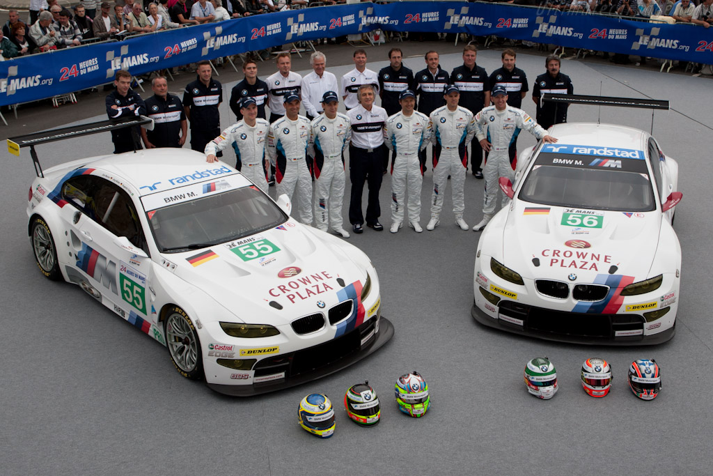 BMW - Chassis: 1103   - 2011 24 Hours of Le Mans
