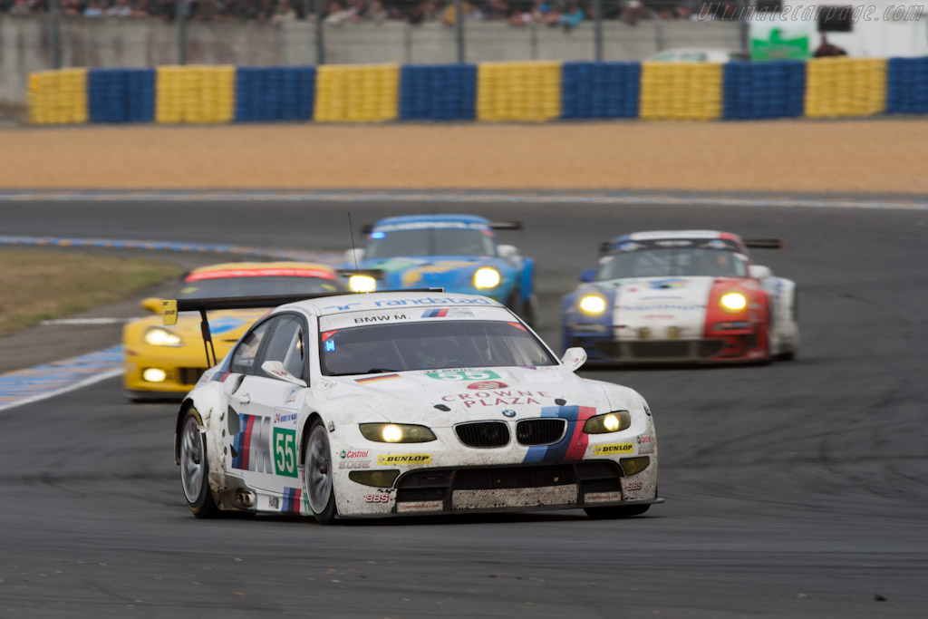 BMW M3 GT - Chassis: 1103  - 2011 24 Hours of Le Mans