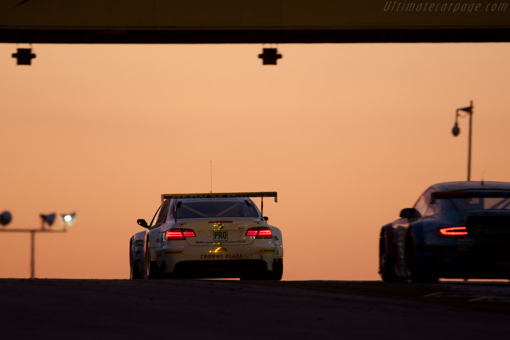BMW M3 GT - Chassis: 1106  - 2011 24 Hours of Le Mans